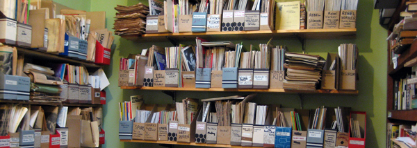 Periodicals in the Jura library 2011