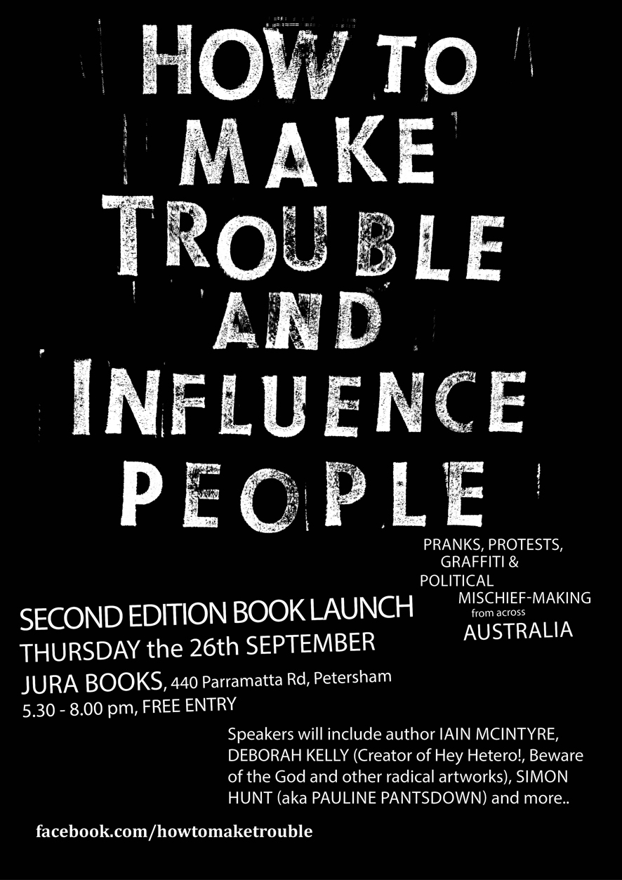 How to Make Trouble and Influence People poster